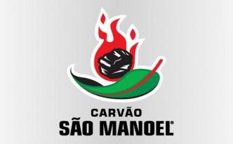 Logotipo Carvão São Manoel