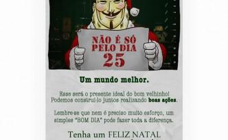 Feliz Natal e Bons Dias em 2014!